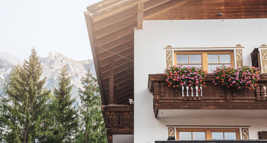 Single-Urlaub mit Wellness Biohotel Leutascherhof